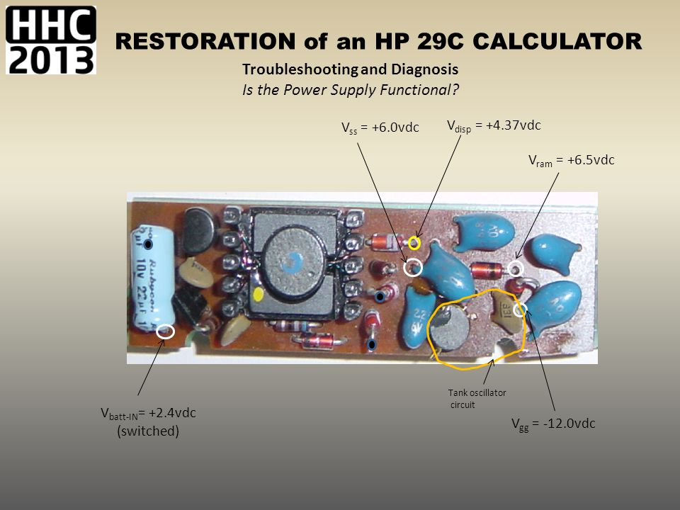 Troubleshooting and Diagnosis Is the Power Supply Functional