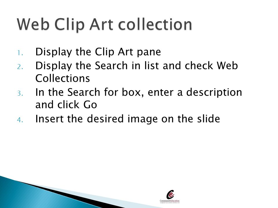 Web Clip Art collection