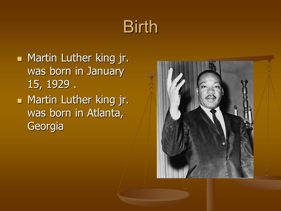 Martin Luther King Jr By Connor Coffman Ppt Video Online Download