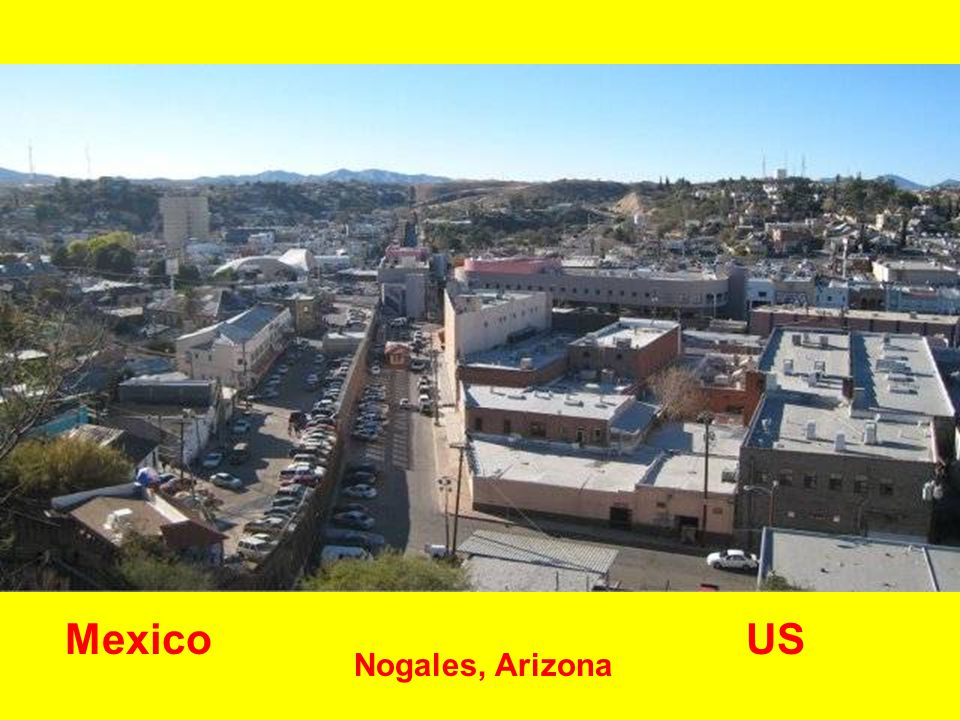 Mexico US Nogales, Arizona