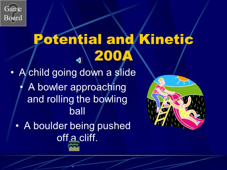 Potential and Kinetic 200A