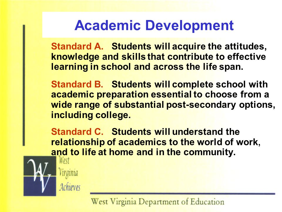 Academic Development