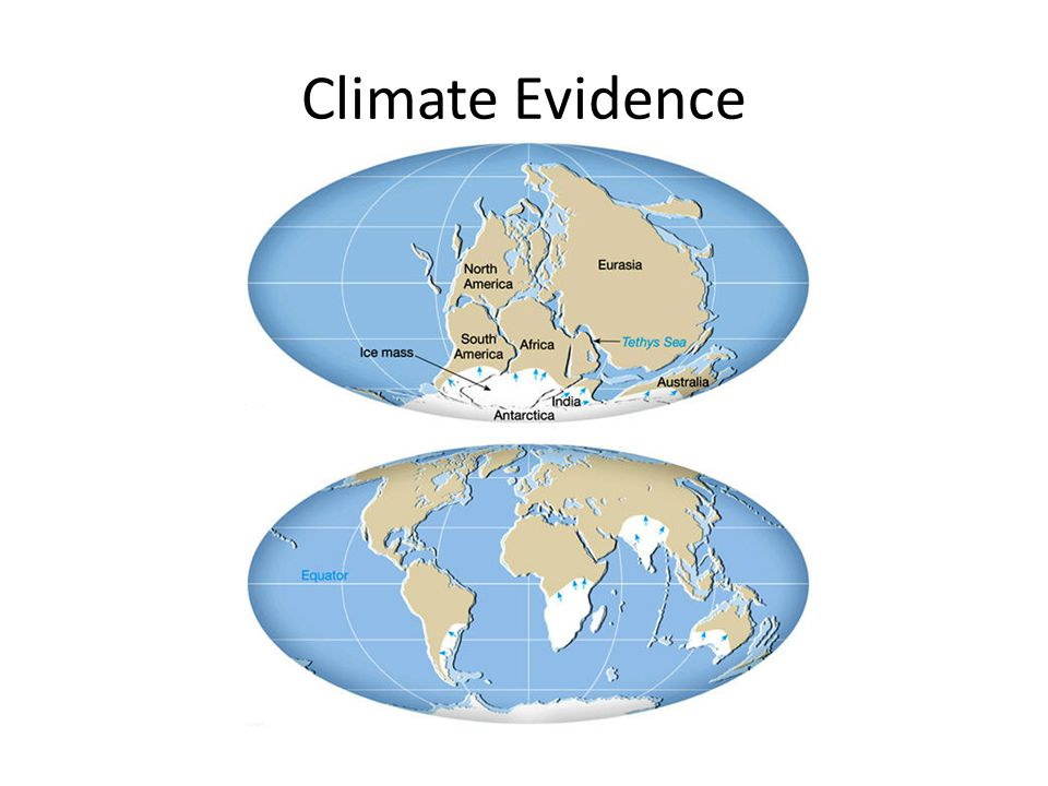 Climate Evidence