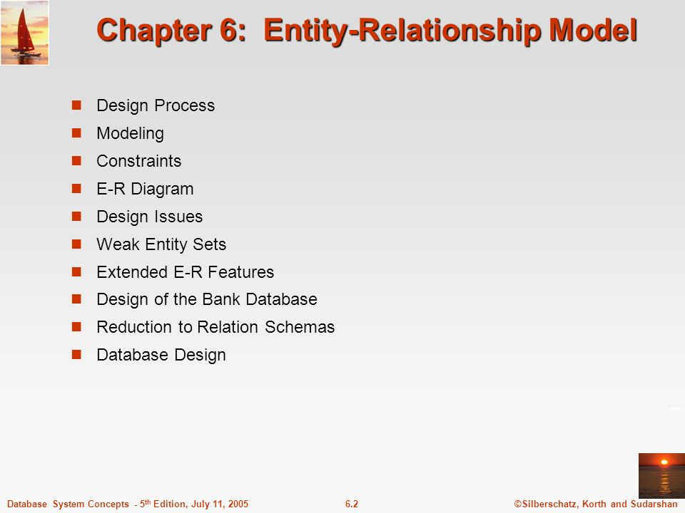 Chapter 6 entity relationship model ppt video online download chapter 6 entity relationship model ccuart Gallery