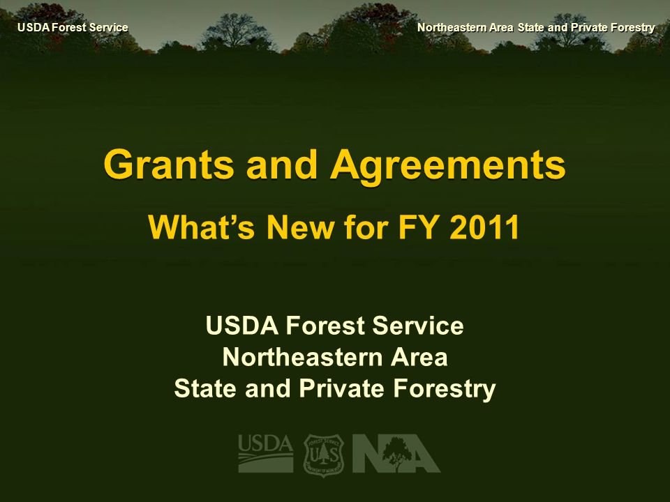State and Private Forestry