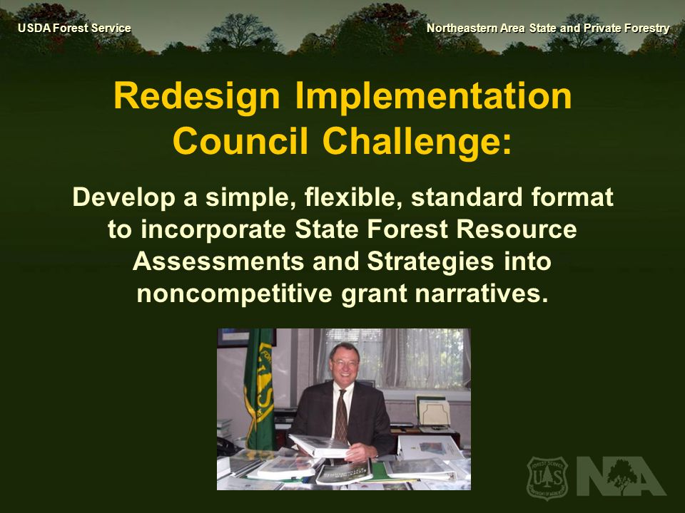 Redesign Implementation Council Challenge: