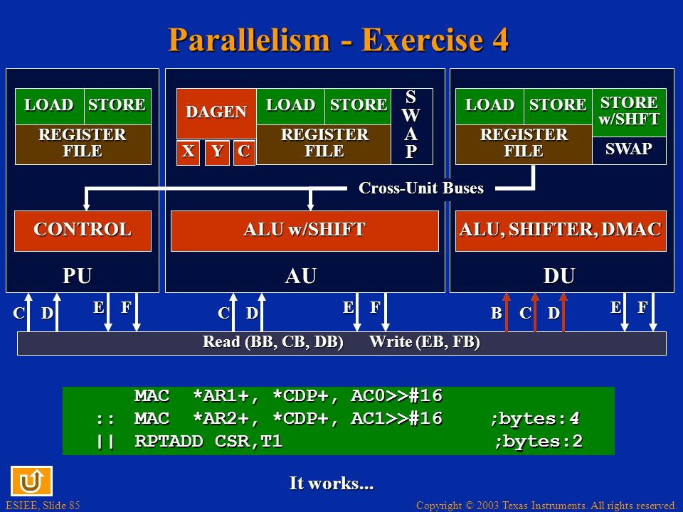 Parallelism - Exercise 4