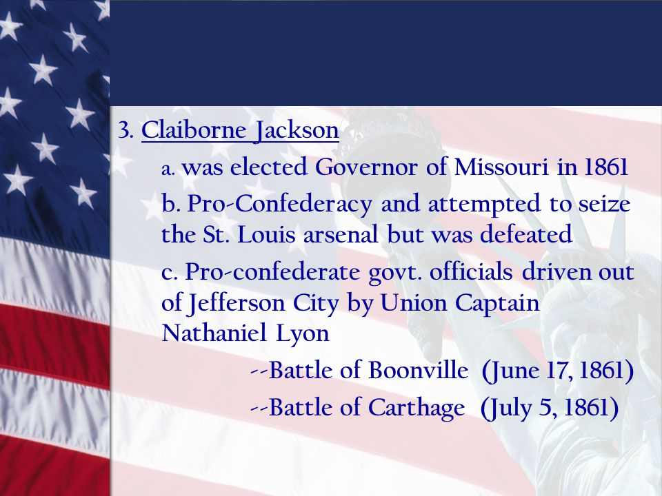 --Battle of Boonville (June 17, 1861)
