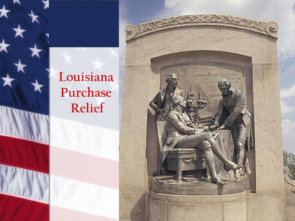 Louisiana Purchase Relief
