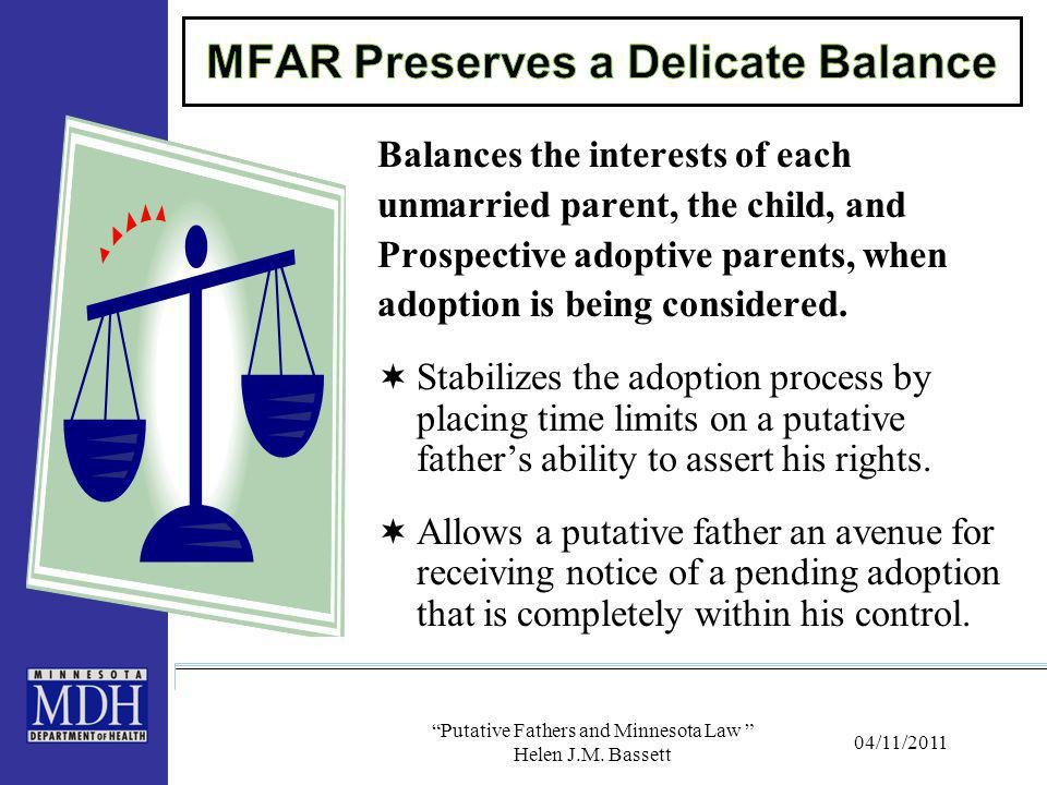 Putative Fathers And Minnesota Law Ppt Download