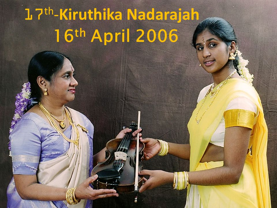 17th-Kiruthika Nadarajah