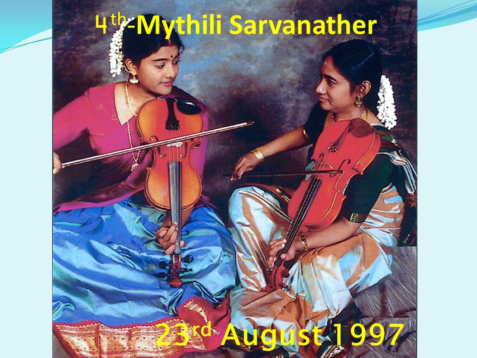 4th-Mythili Sarvanather