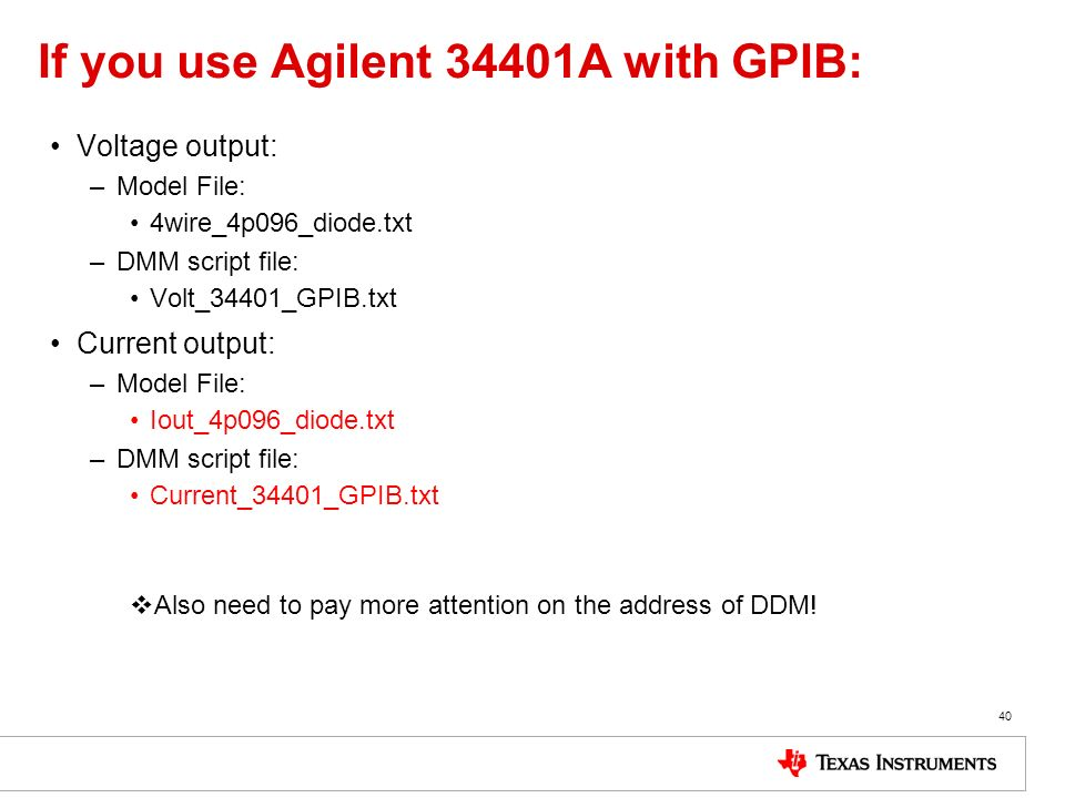 If you use Agilent 34401A with GPIB: