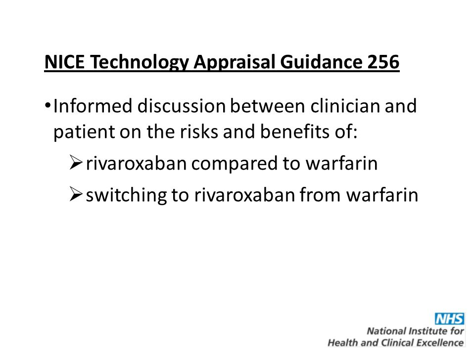 NICE Technology Appraisal Guidance 256