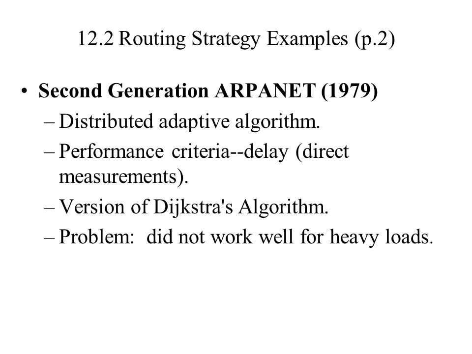 12.2 Routing Strategy Examples (p.2)