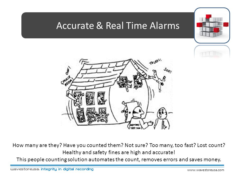 Accurate & Real Time Alarms