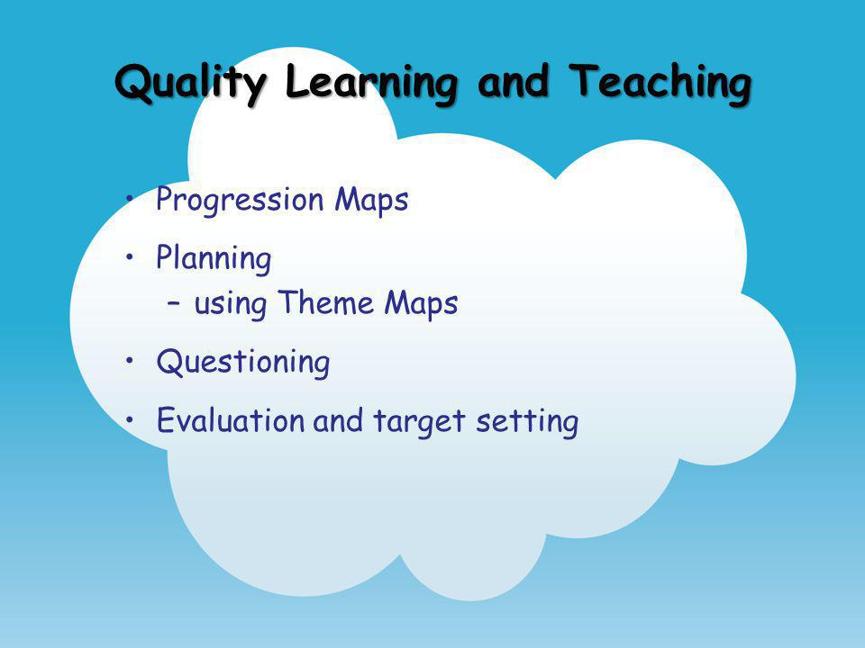 Quality Learning and Teaching