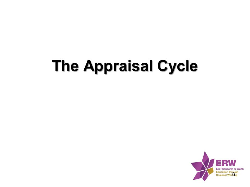 The Appraisal Cycle
