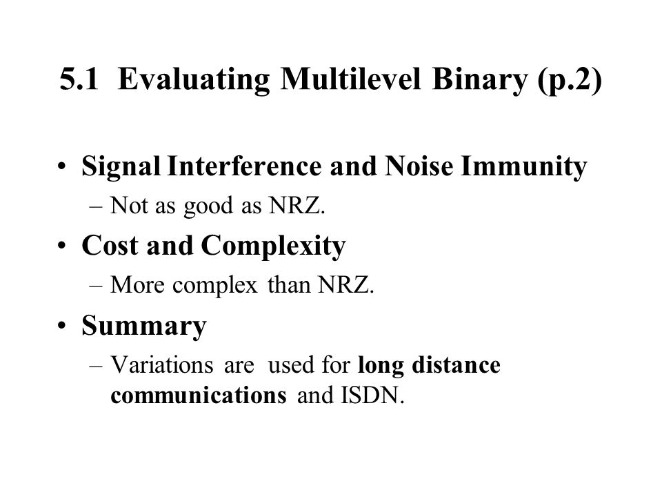 5.1 Evaluating Multilevel Binary (p.2)