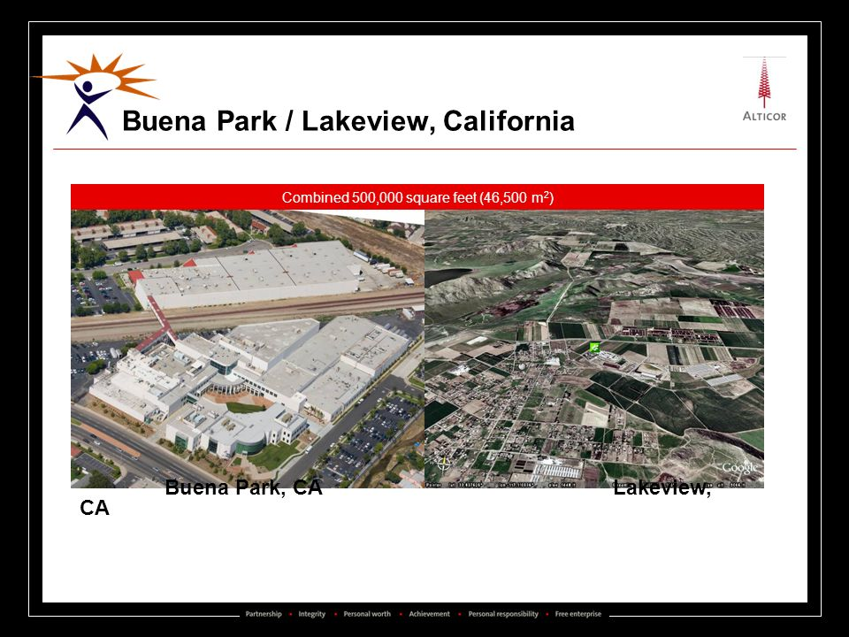 Buena Park / Lakeview, California