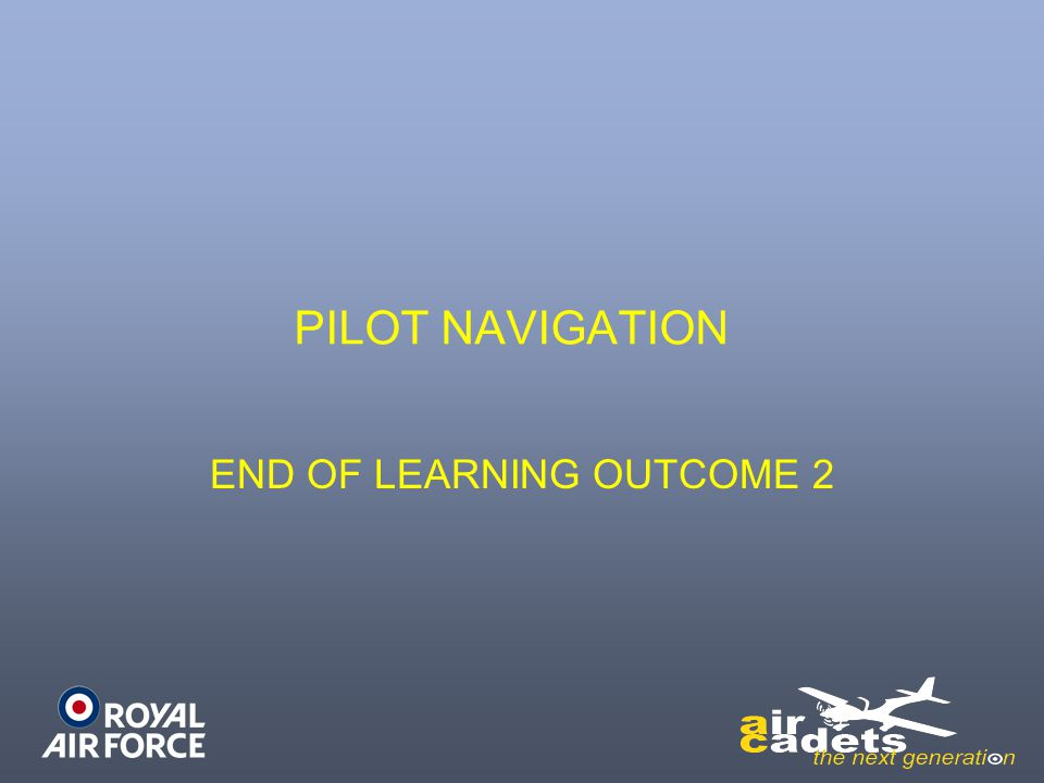 END OF LEARNING OUTCOME 2