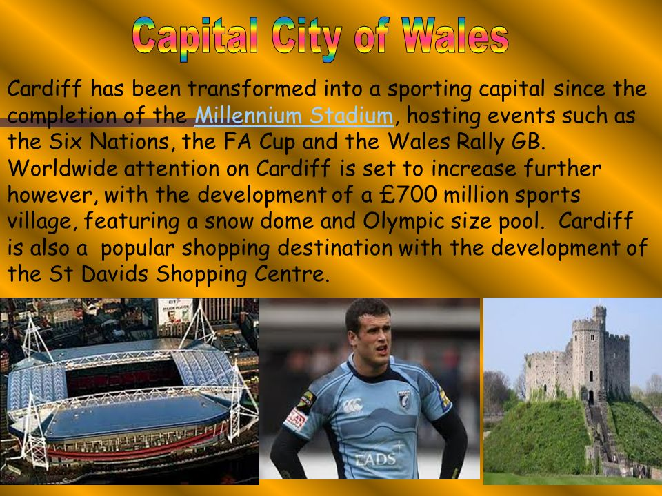Capital City of Wales