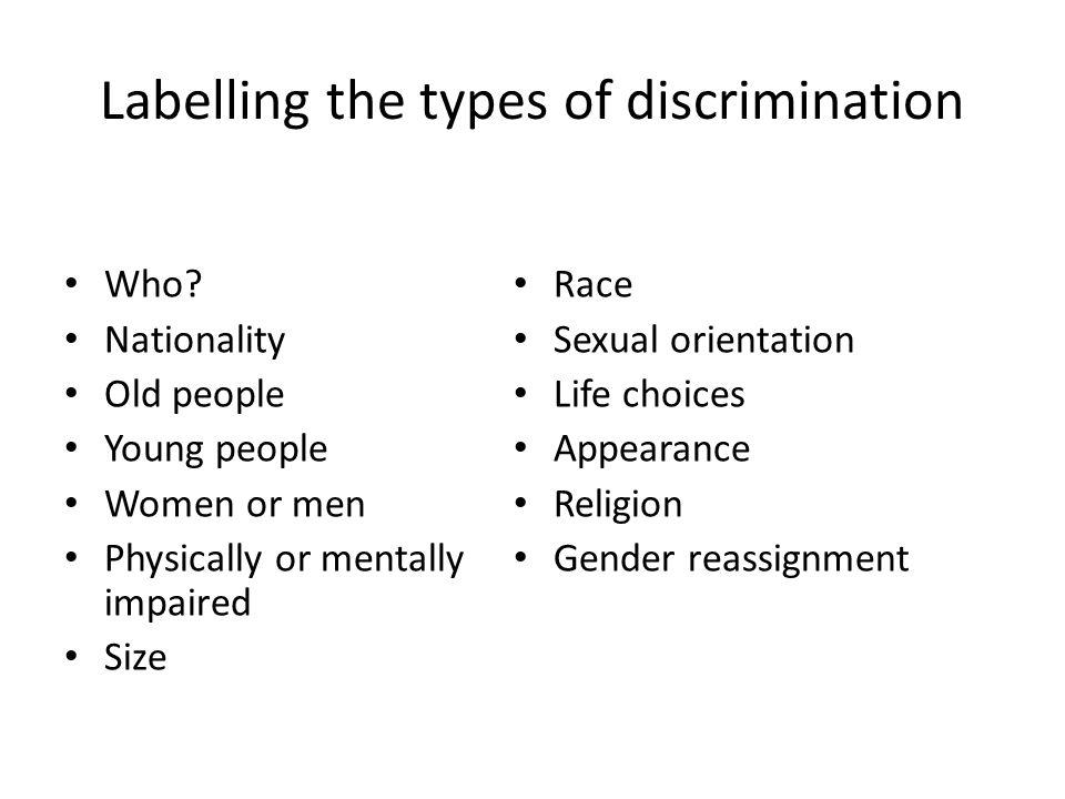 Good Practice V Discrimination Ppt Video Online Download