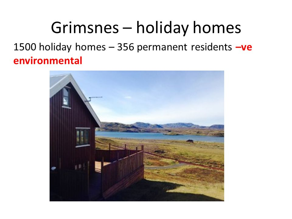 Grimsnes – holiday homes