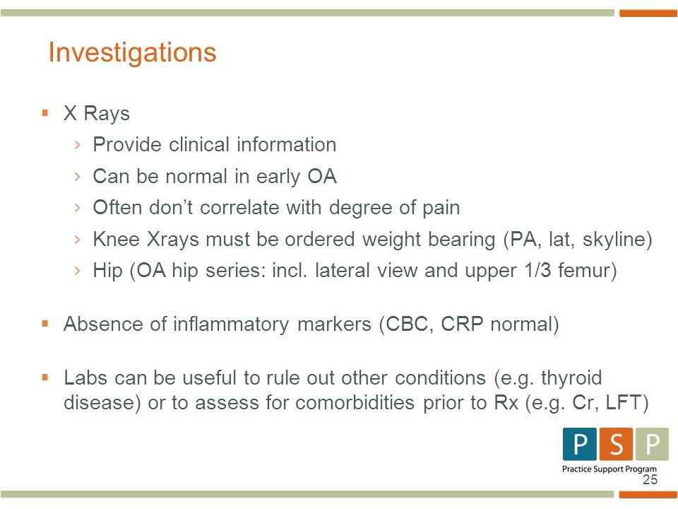 Investigations X Rays Provide clinical information