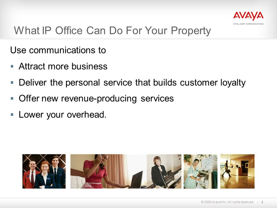 What IP Office Can Do For Your Property