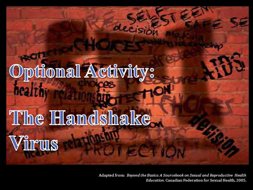 Optional Activity: The Handshake Virus