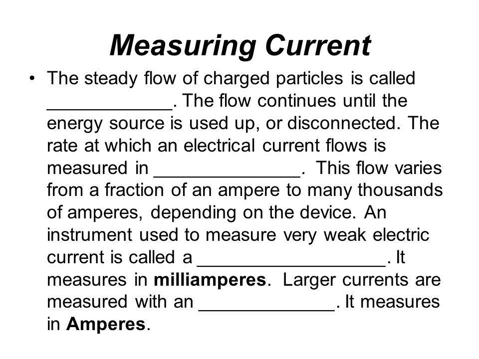 UNIT D – ELECTRICITY Electricity is based on the parts of an atom ...