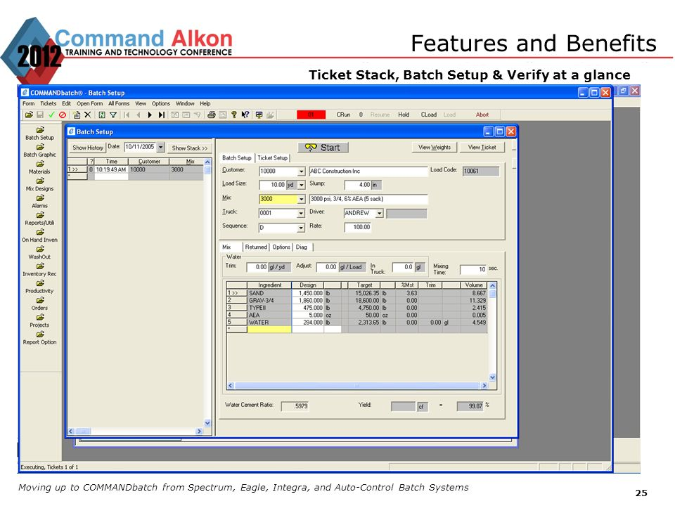 Moving Up to COMMANDbatch - ppt download