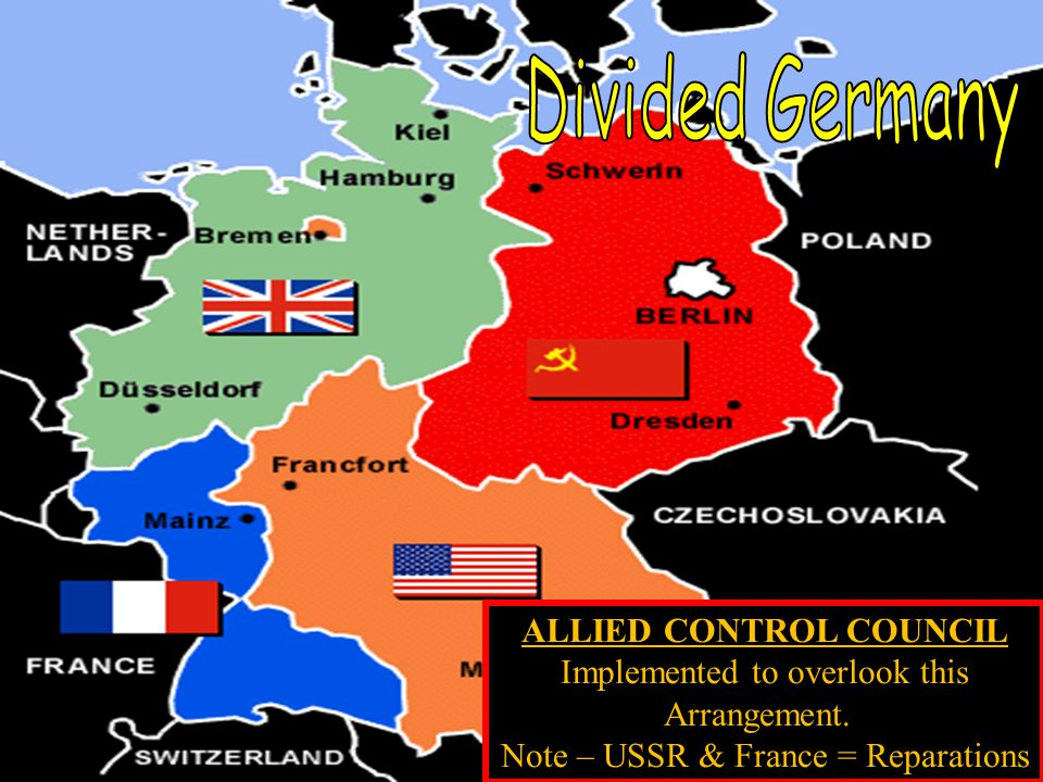 ALLIED CONTROL COUNCIL