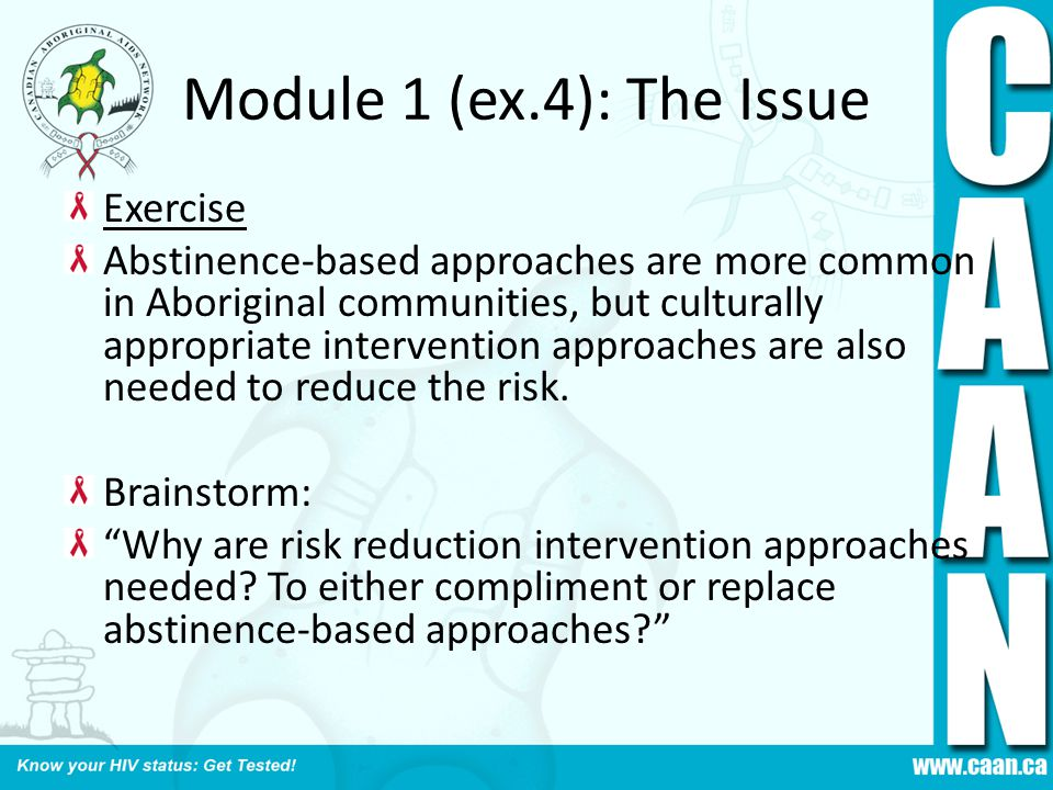 Module 1 (ex.4): The Issue Exercise