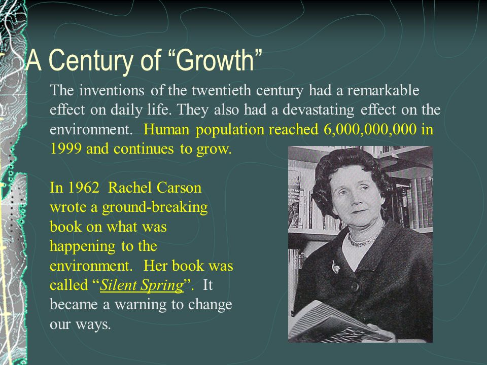 A Century of Growth