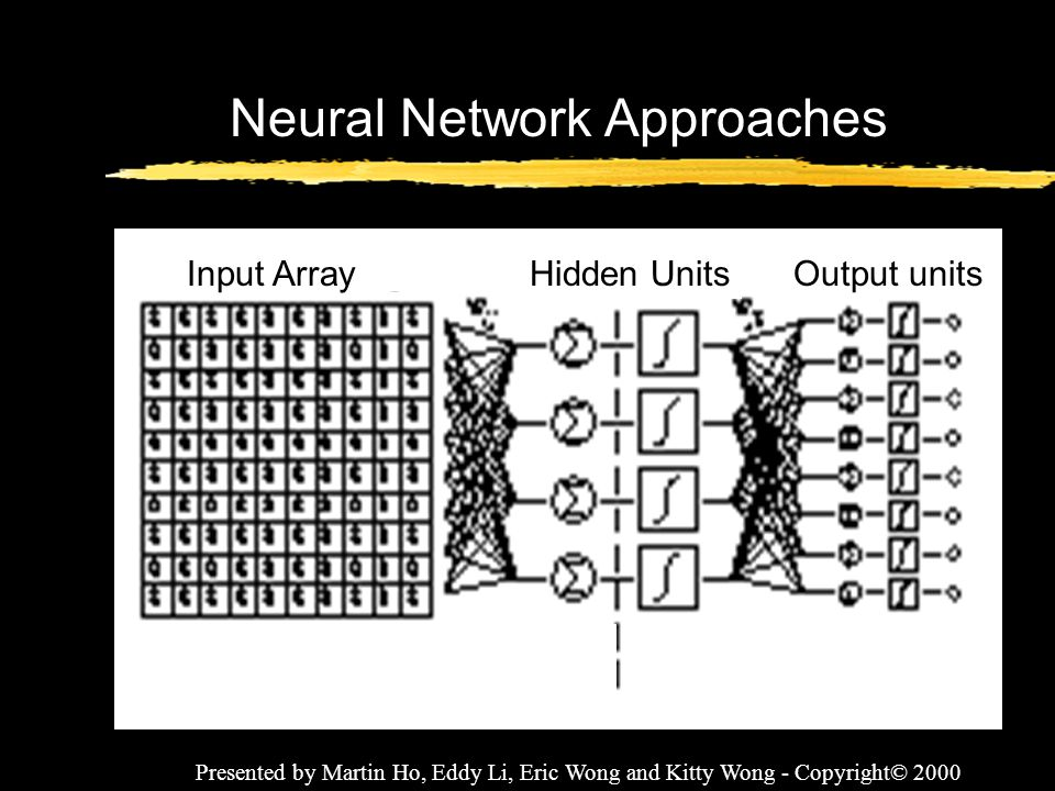 Neural Network Approaches