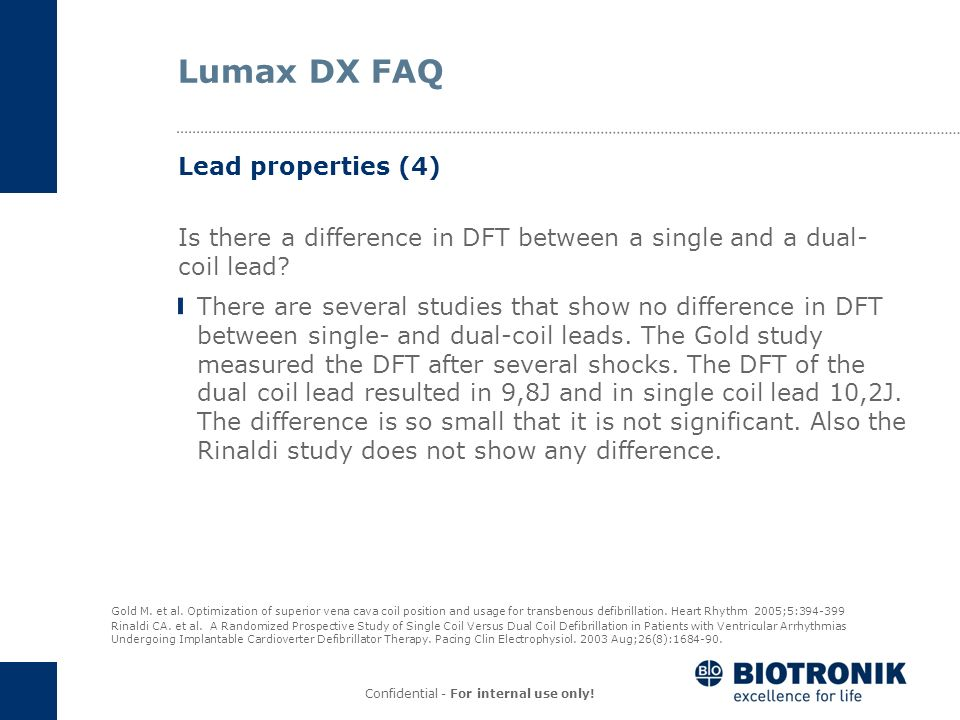 Lumax DX FAQ Lead properties (4)