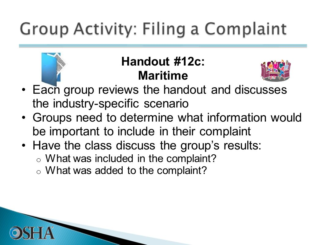 Have the class discuss the group's results: