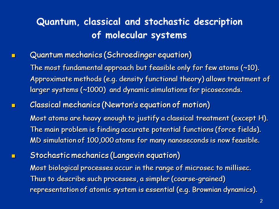 Basics of molecular dynamics simulations - ppt download