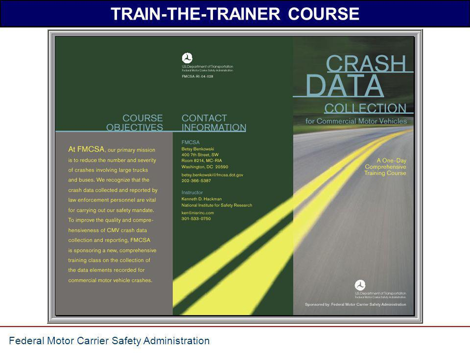 TRAIN-THE-TRAINER COURSE