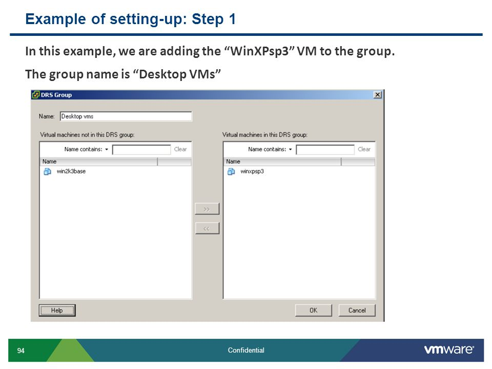 vSphere 4 1: Delta to 4 0 Tech Sharing for Partners - ppt download