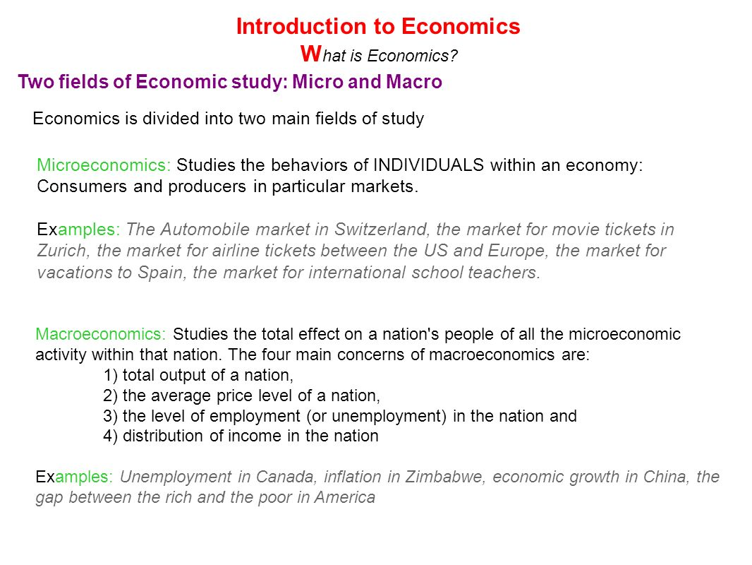 introduction for economics essay Just because economics is known as the dismal science does not mean an economics essay has to be dull economists, including paul krugman, a new york times columnist who won a 2008 nobel prize for economics, have written engagingly and well about the subject.