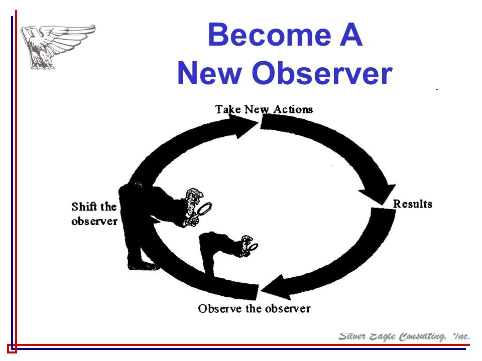 Become A New Observer