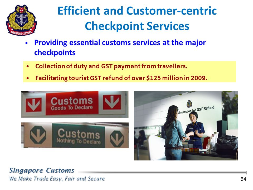 Efficient and Customer-centric Checkpoint Services
