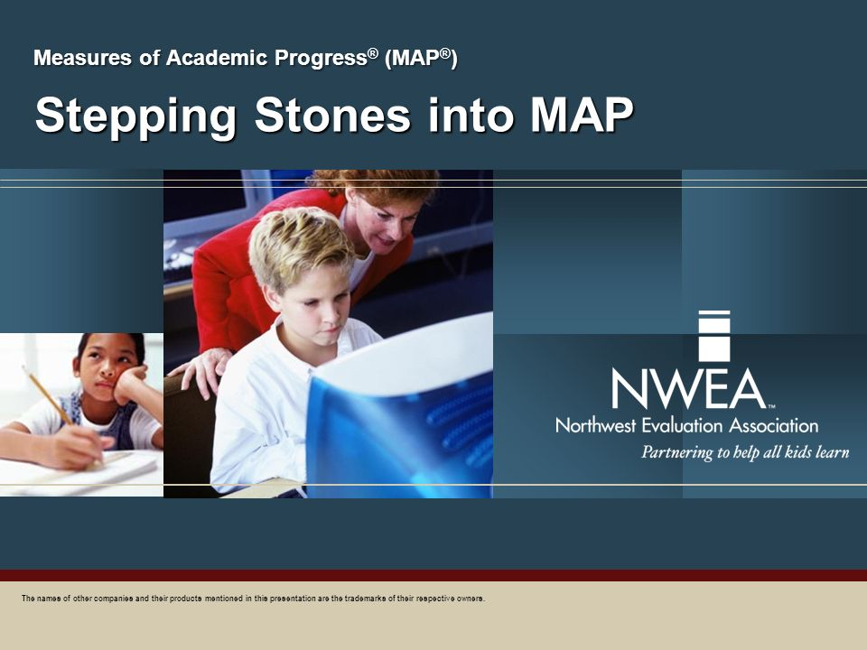 Stepping Stones into MAP