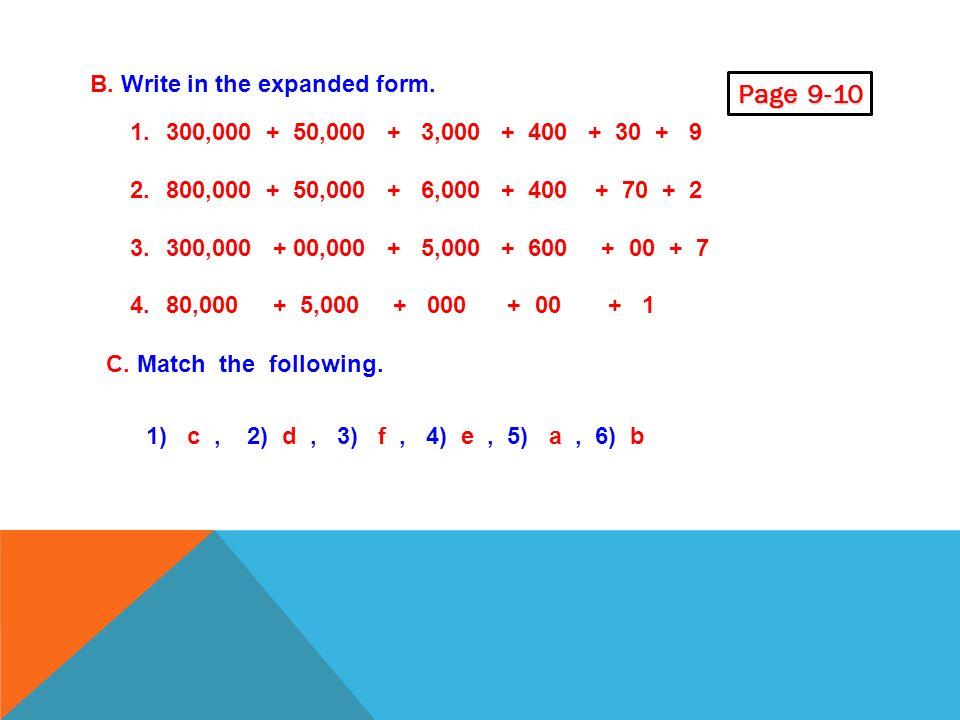 3rd Grade expanded form worksheets 3rd grade : Worksheet #612792: Decimals in Expanded Form Worksheets – Expanded ...