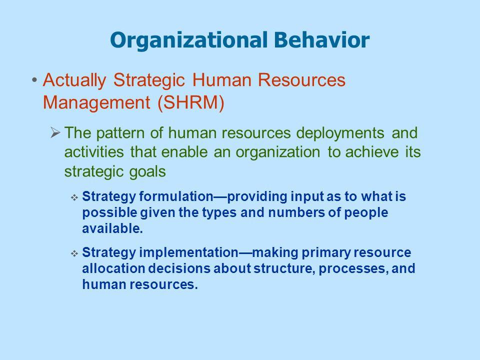 types of human behaviour pdf