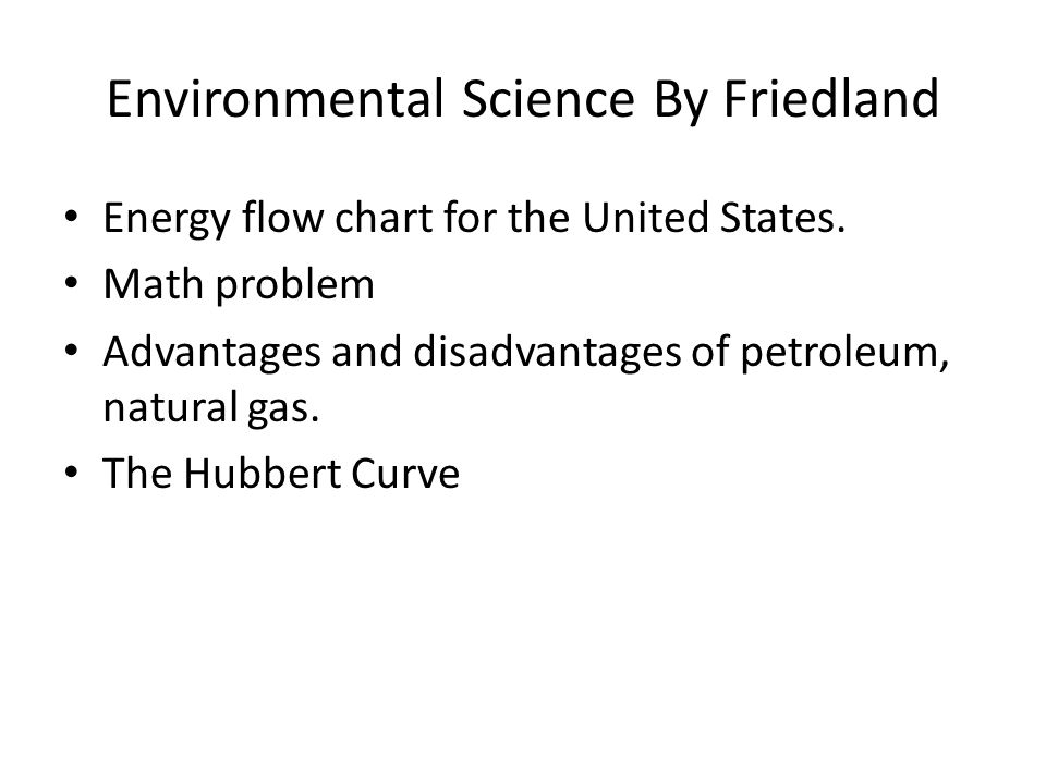 Environmental Science By Friedland