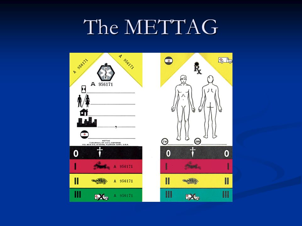 The METTAG